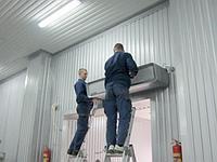 Установка и ремонт тепловоздушных завес
