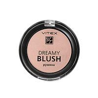 BV VITEX Румяна компактные DREAMY BLUSH тон 102