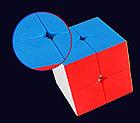 Профессиональный Кубик 2 на 2 Yuxin. Четкий углорез!, фото 8