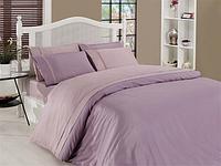 Однотонное постельное белье из поликоттона
