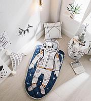 Стеганый спальный мешок Космонафт
