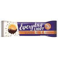 Батончик-мюсли EVERYDAY light шоколад и апельсин 30 гр