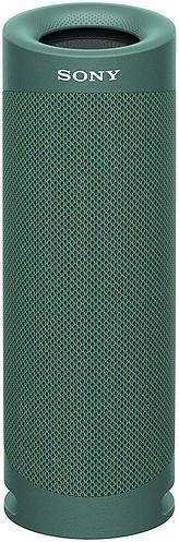 Портативная колонка Sony SRS-XB23 зеленая