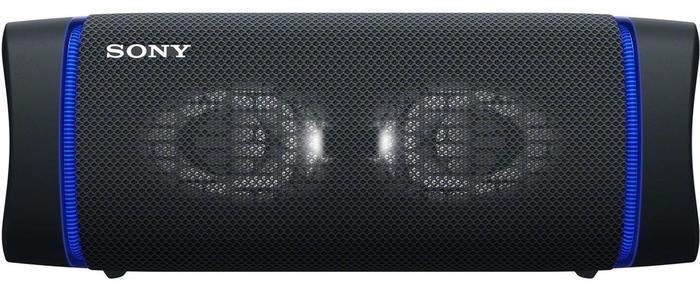 Портативная колонка Sony SRS-XB33 черная