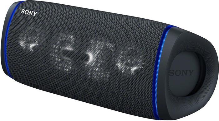 Портативная колонка Sony SRS-XB43 черная