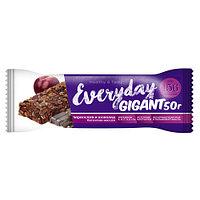Батончик-мюсли EVERYDAY GIGANT чернослив и шоколад 50 гр