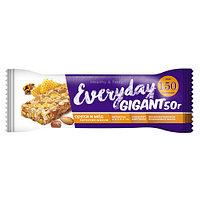 Батончик-мюсли EVERYDAY GIGANT орехи и мёд 50 гр