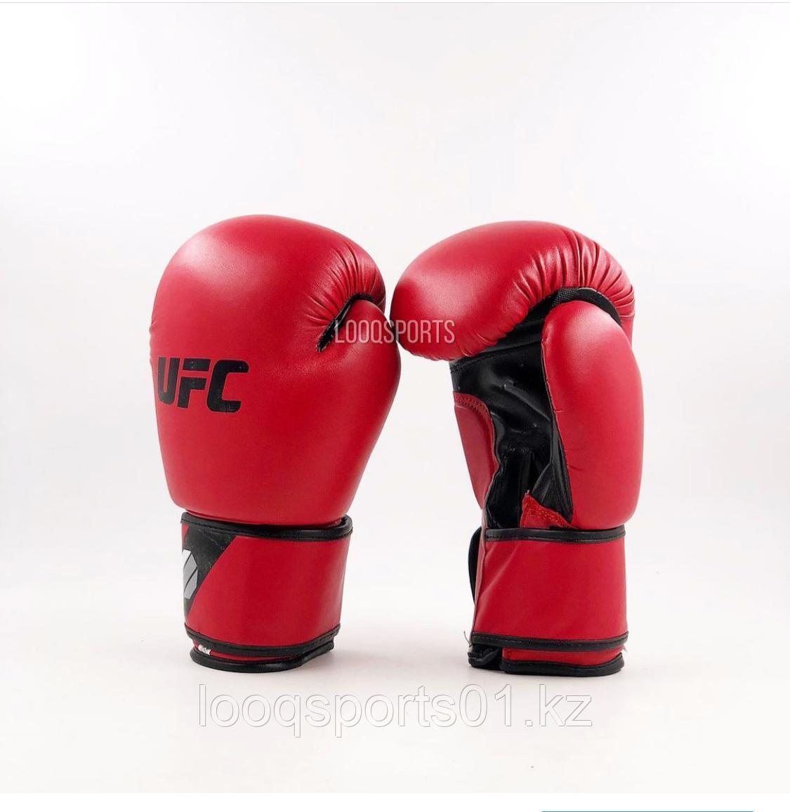 Боксерские перчатки UFC (размер 8)