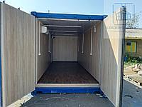 Жилой контейнер 20 фут. под офис, фото 1