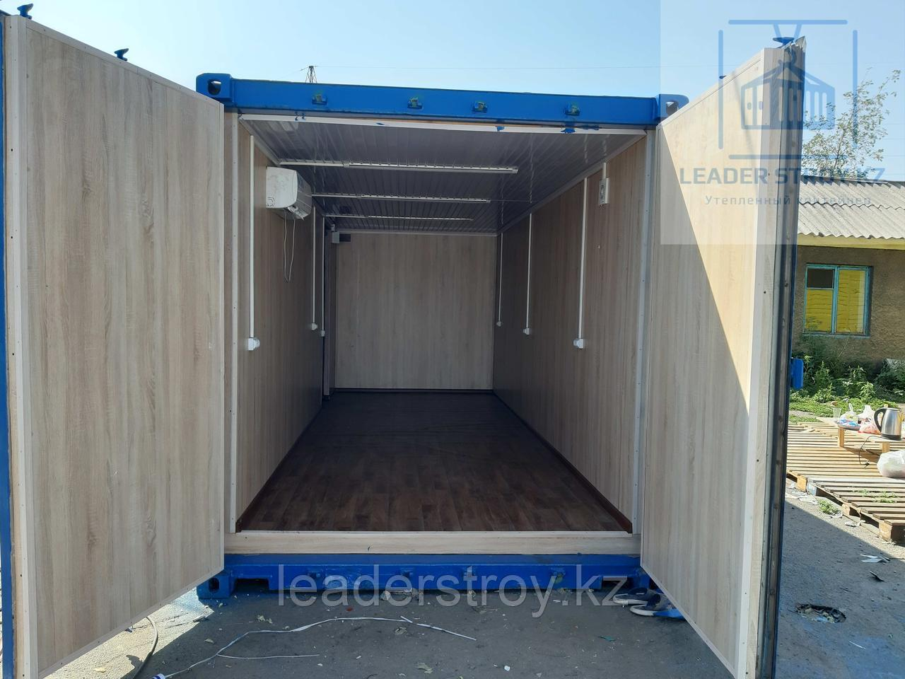 Жилой контейнер 20 фут. под офис