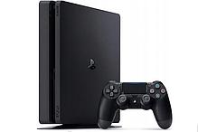 Консоль PS4 KONSOLA SLIM 1TB + 2x PAD V2 + 4 SUPER GRY, фото 3