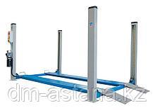 Подъемник четырехстоечный Ravaglioli RAV4401 (4 тонн) длина платформ, 4460 мм