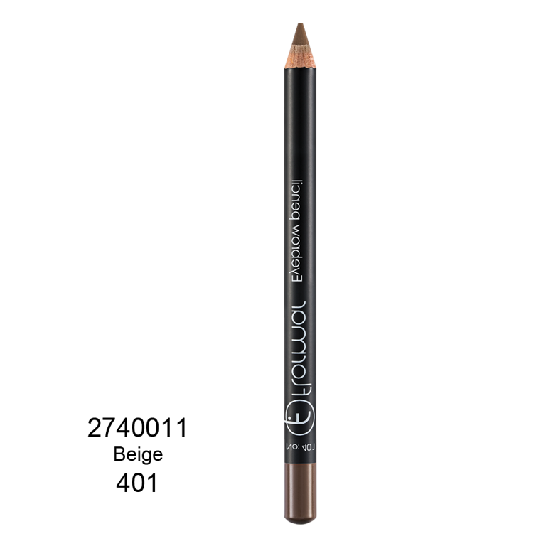 Карандаш для бровей Flormar Eyebrow Pencil Тон 401 Бежевый