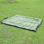 Армейский спальный мешок Chanodug (190+30)*75 см утепленный, фото 2