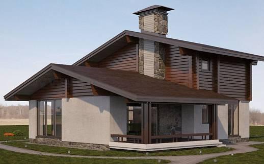 Проект дома №2242