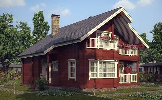 Проект дома №2219