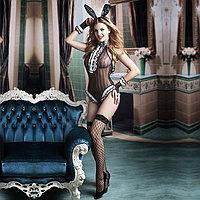 """Эротический костюм """"Playboy girl"""""""