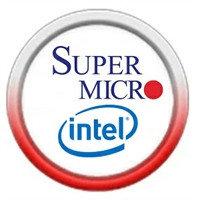 Комплектующие для серверов Supermicro / Intel