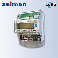 Однофазный многотарифный счетчик Орман R TX IP П RS LoRaWAN СО-Э711 (5-60А 220В) на дин-рейке