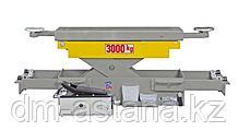 Канавный домкрат (траверса) пневмогидравлический г/п 3000 кг Ravaglioli J30PX