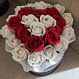Букет из роз, 25 шт., фото 2