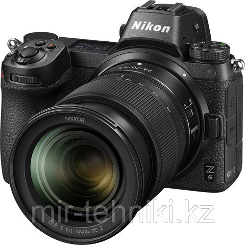 Фотоаппарат Nikon Z6 Kit Nikkor Z 24-70mm f/4 S