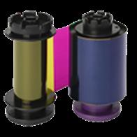 Evolis RT4F010SAA Лента для полноцветной печати YMCK, до 500 отпечатков для Avancia