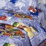 """Детское постельное бельё """"Супергерои"""", р-р 1,5 спальный, фото 3"""