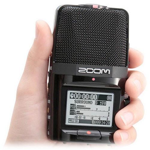 Рекордер Zoom H2n - фото 4