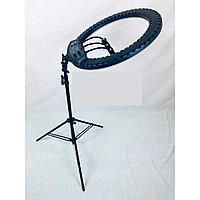 Кольцевая лампа 53 см со штативом 2м + пульт для лампы