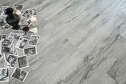 Кварцвиниловая плитка клеевая FineFloor Rich Дуб Корфу