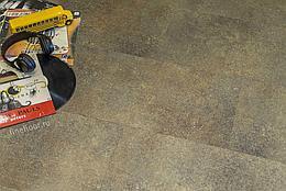 Кварцвиниловая плитка клеевая FineFloor Stone Шато Де Фуа
