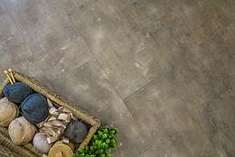 Кварцвиниловая плитка клеевая FineFloor Stone Бангалор
