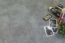 Кварцвиниловая плитка клеевая FineFloor Stone Шато Де Лош