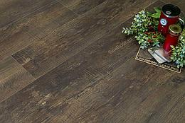 Кварцвиниловая плитка замковая FineFloor Wood Дуб Окленд