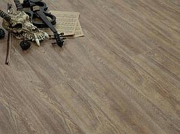 Кварцвиниловая плитка клеевая FineFloor Wood Дуб Карлин