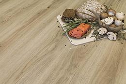 Кварцвиниловая плитка клеевая FineFloor Wood Дуб Ла-Пас