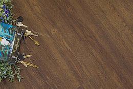 Кварцвиниловая плитка клеевая FineFloor Wood Дуб Кале