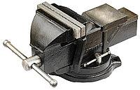 """Тиски с поворотным механизмом STAYER """"MASTER"""", 120 мм/7,2 кг 3256"""