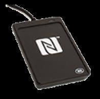 Sigur ACR1252U-M1 black Настольный считыватель смарт-карт ACR1252U-M1 black