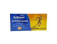 Цейлонский чёрный чай ZaDinamo 50 саш/пак по 2 г