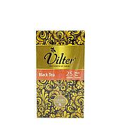 Чай чёрный Цейлон VILTER 25 саш/пак по 2 г