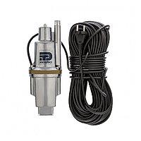 Вибрационный насос СВН300-40, верхний забор, 300 Вт, напор 75 м, 1200 л/ч, кабель 40 м// Сибртех