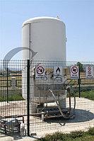 Резервуар с жидким O2