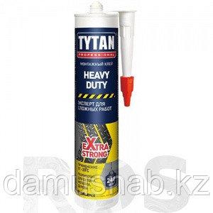 Клей монтажный HEAVY DUTY бежевый TYTAN