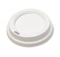 Крышка d72 для горячих напитков (белая)