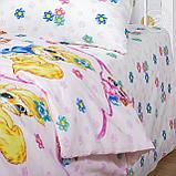 Детское постельное бельё Хвостики, р-р 1,5 спальный, фото 4