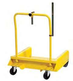 Тележка для бочек 180-220 кг Meclube 030-1400-000