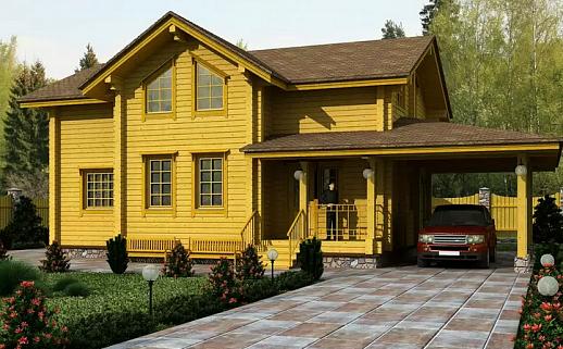 Проект дома №269