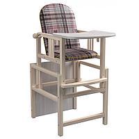 ГНОМ: Стул-стол для кормления регулируемая спинка Симпатия